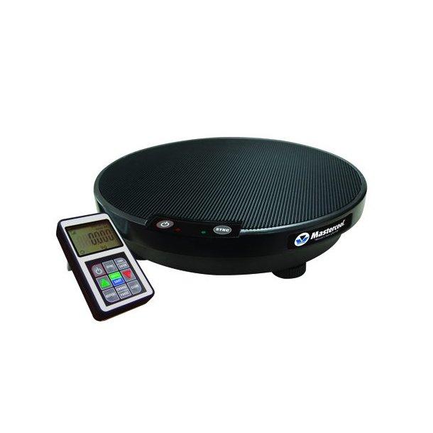 Elektronisk kølemiddelvægt MC, 50kg, med magnetventil og trådløs betjening, programmerbar fyldning