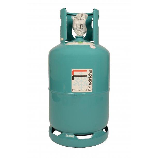 Kølemiddelflaske - ekskl. fyldning, ejeflaske