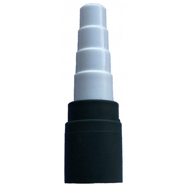 Tilslutningsadapter til kondensrørssystemer - blå