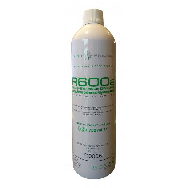 R600 kølemiddel, 420 g