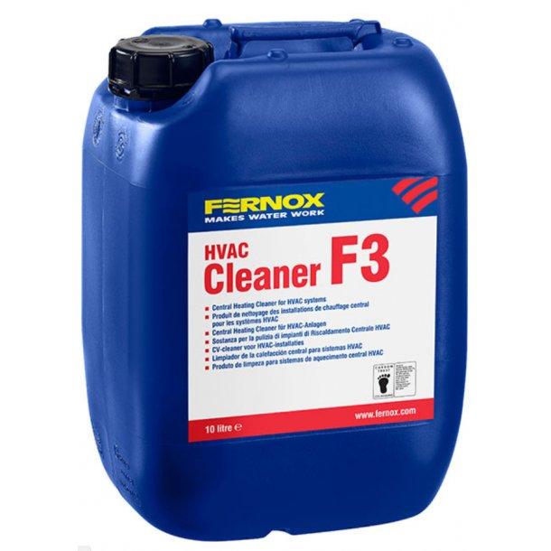 F3 Cleaner HVAC - 10L