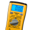 Digitalt multimeter, sand RMS, temp, baggrundslys