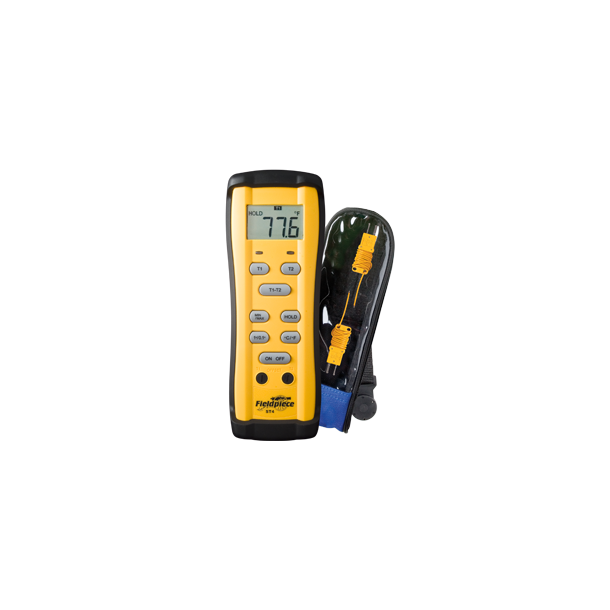 2-kanal termometer