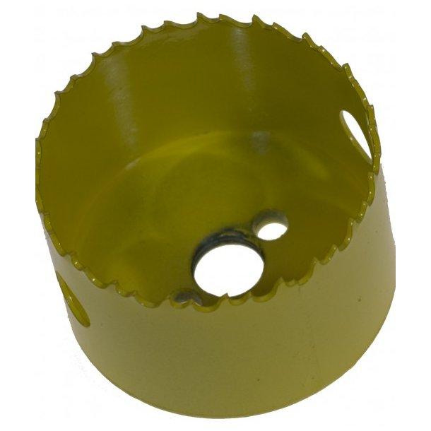 Hårdmetal hulsav DH, Ø67, L=54, m. db. Skær