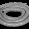 Isoleret kondensslange 19 mm med varmekabel, til Pancake, 1 m, 15 W