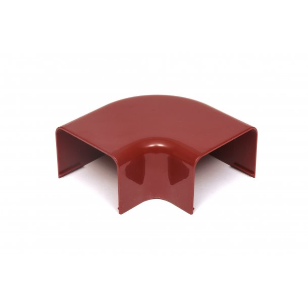 Qsantec, KP-vertikalt hjørne, rød