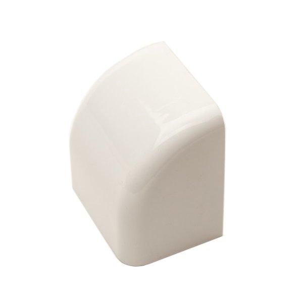 Qsantec, KWA-afslutning, hvid