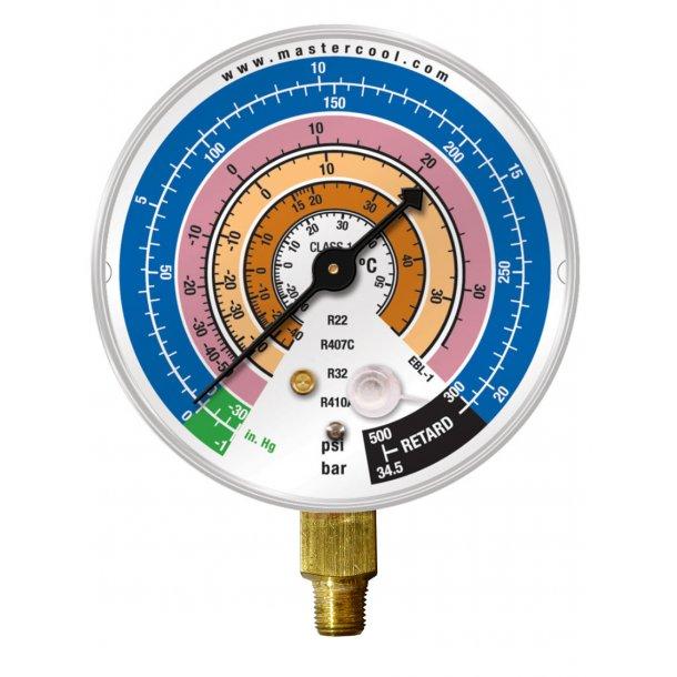 Manometer R32, R410A, R4407C, R22 - LT