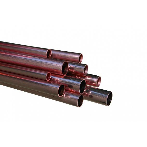 Qsantec, MTSS200, uisoleret kobberrør, hård, 1
