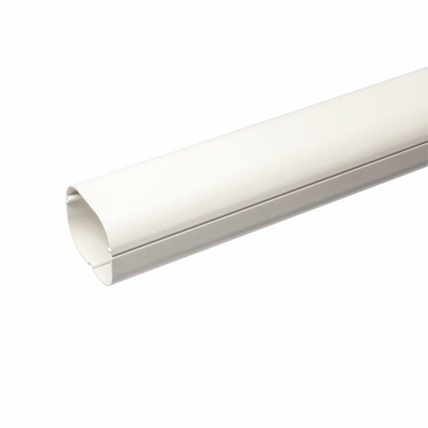 Inaba, SD-77, kanal, 2 m - hvid