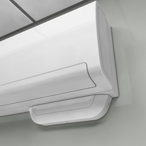 Omega PAC kondensvandspumpe, monteres under indedelen