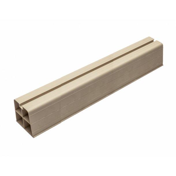Montageblok L 450 mm, beige