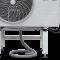 Drypbakke, Pancake1, m. vibrationsdæmpere og varmelegeme 62 W