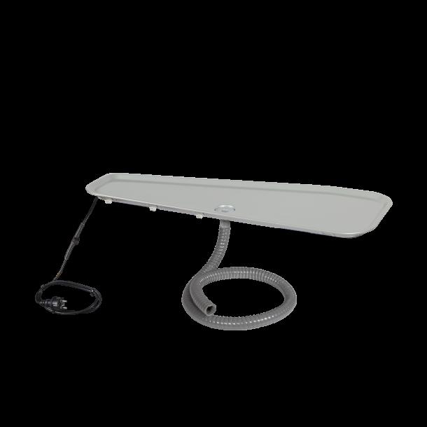 Drypbakke, Pancake2, m. vibrationsdæmpere og varmelegeme 75 W
