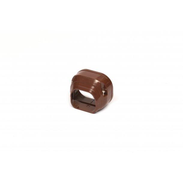 Qsantec, QE-endeafslutning, brun