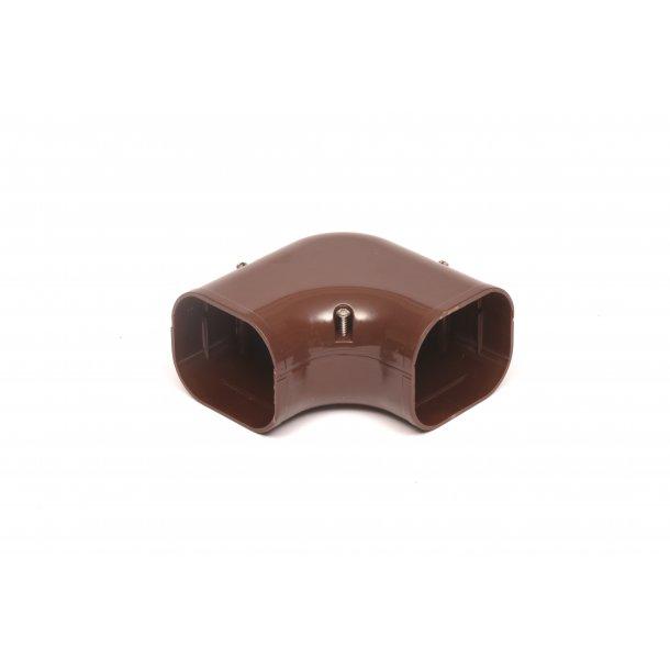 Qsantec QP, horisontal vinkel, brun