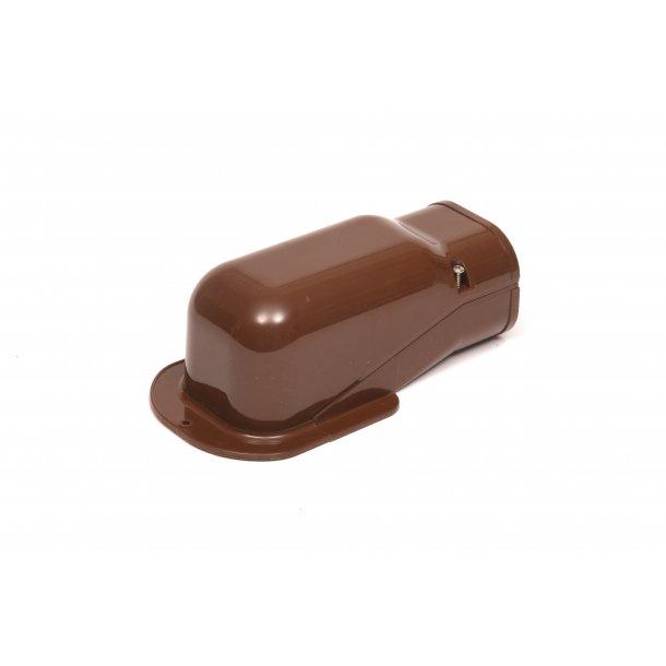 Qsantec QW vægtilslutning, brun