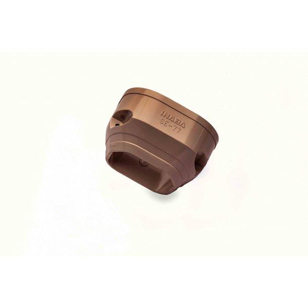 Inaba, SE-77, endeafslutning, brun