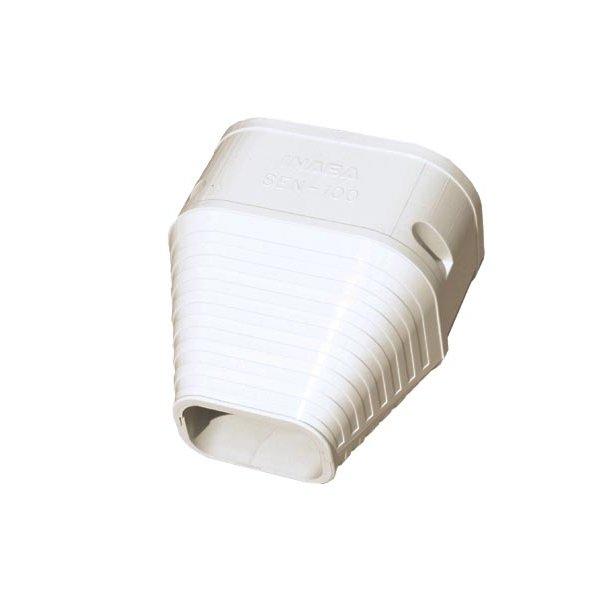 Inaba, SEN-100, endeafslutning, hvid