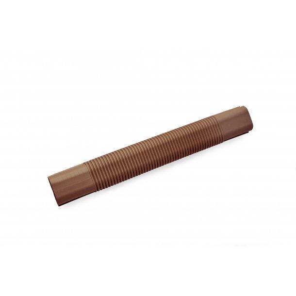 Inaba, SF-77, fleksibelt kanalstykke, L 500 mm, brun