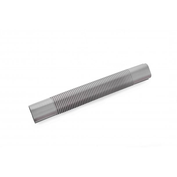 Inaba, SF-77, fleksibelt kanalstykke, L 500 mm, grå