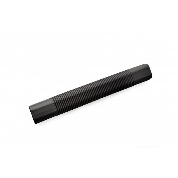 Inaba, SF-77, fleksibelt kanalstykke, L 500 mm, sort