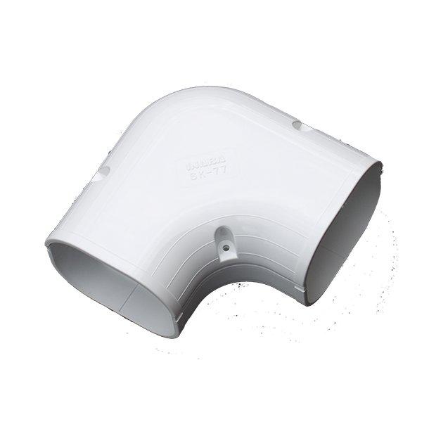 Inaba, SK-100, plan vinkel 90°, hvid