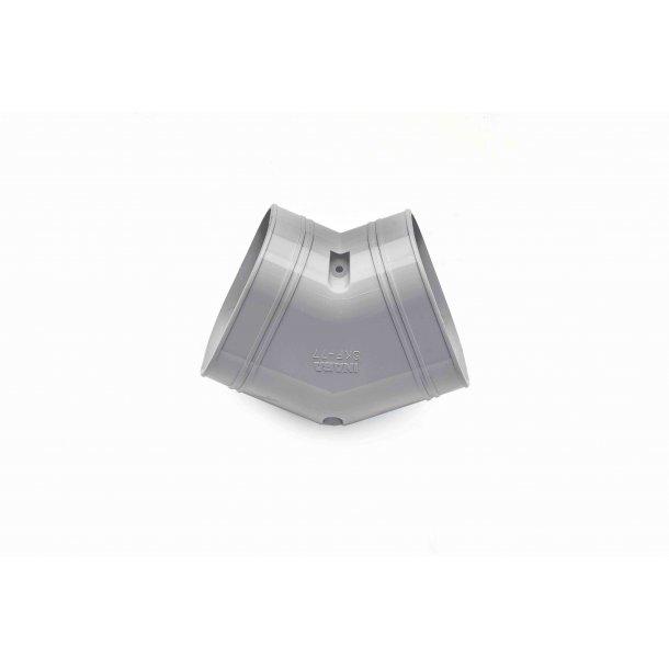 Inaba, SKF-77, plan vinkel 45°, grå