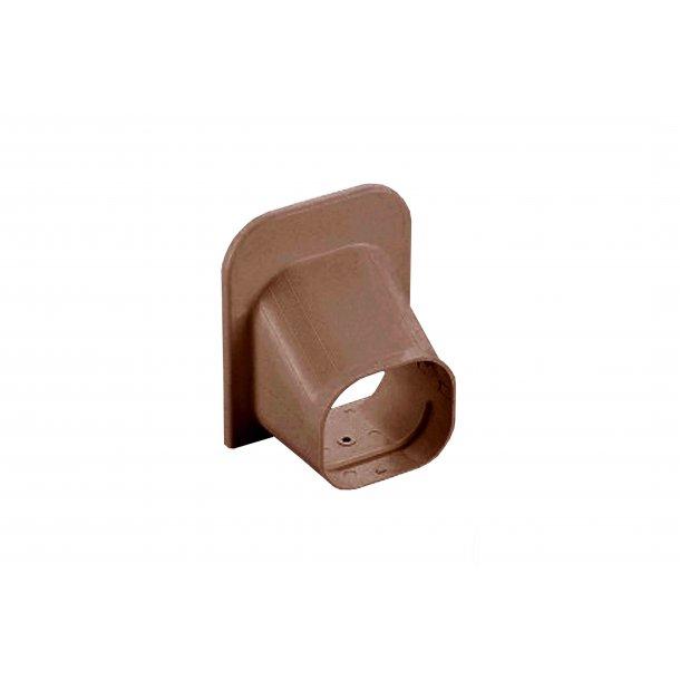 Inaba, SP-77, overgangsstykke til tag, brun