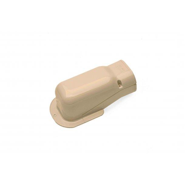 Inaba, SW-100 vægtilslutning, beige