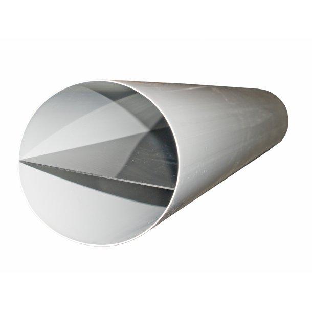 Forlængerrør med adskillelse, type TT 200 til RECO 100 ventilationsanlæg