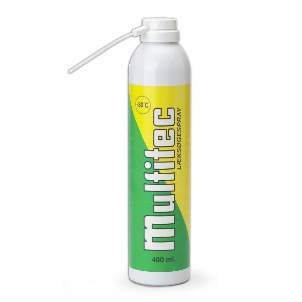 MULTITEC lækagespray, 400 ml, -30 °C