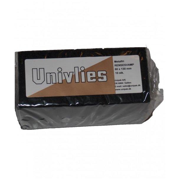 UNIVLIES, rensesvampe metalfri - før lodning, 10 stk.