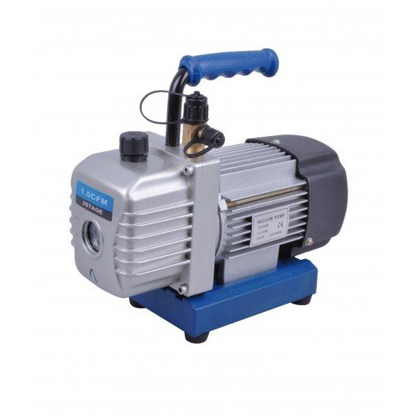 Vakuumpumpe, 2-trin, 43 L/min, 25 Micron