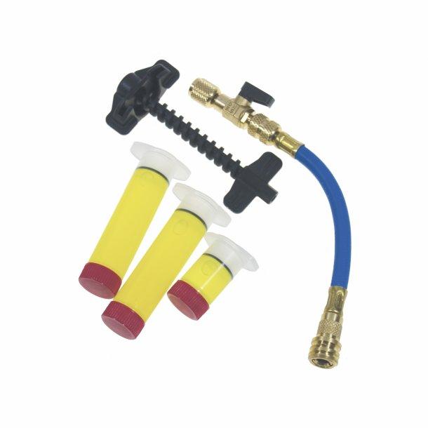 Leak Stop system, m. injektor, patroner