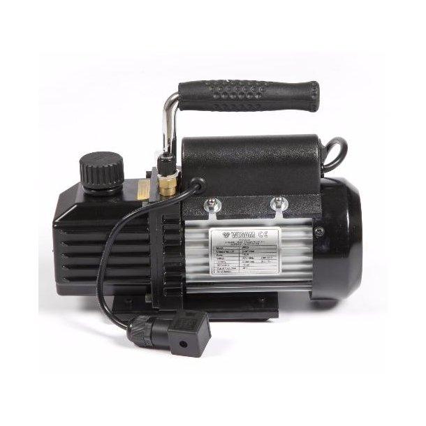 Vakuumpumpe RS3DEV - godkendt til omgang med R32