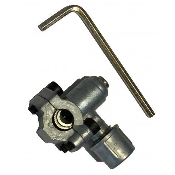 Punkterventil - serviceventil, type WPV 31