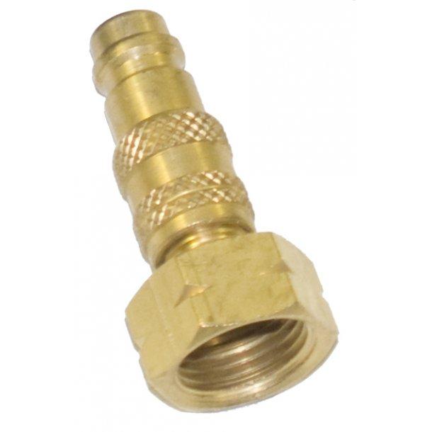 Flaske adapter til R1234yf, model 821-818/AVK